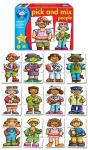 Pick and Mix People (Orchard Toys)