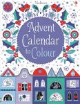 Adventskalender zum Ausmalen / Advent Calendar to Colour (Usborne)