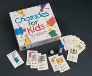 Charades for Kids (Paul Lamond)