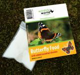 """Wildlife World """"Schmetterlings-Nahrung mit Vitaminen"""" Schmetterlingsfutter"""