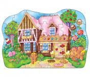 Gingerbread House (Orchard Toys) - Puzzle