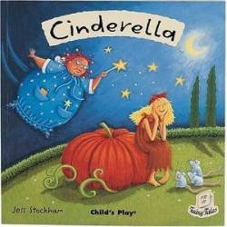 Cinderella (Child's Play - Lift-the-flaps - PB )