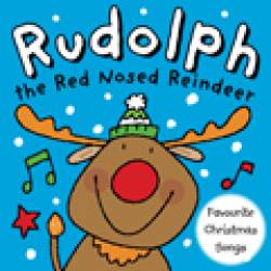 CD + Text: Rudolph the Red Nosed Reindeer