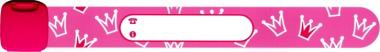 Infoband Pink Princess - Prinzessin