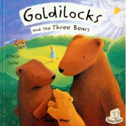 Goldilocks and the Three Bears (Child's Play - PB)