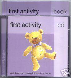 CD + Buch: First Activity