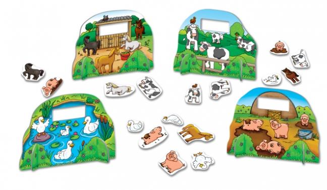 Farmyard Friends (Orchard Toys)