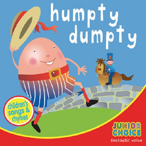 CD + Text: Humpty Dumpty