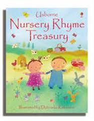 The Usborne Nursery Rhyme Treasury (HB)