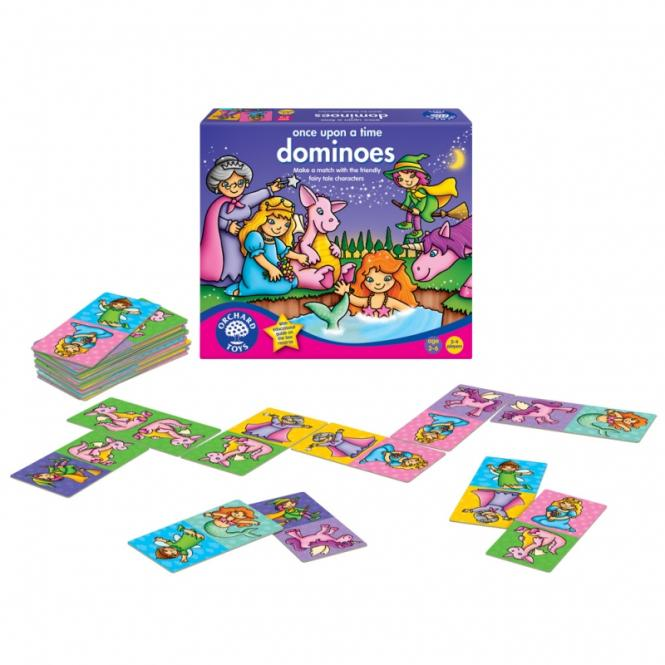 Once upon a Time Dominoes (Orchard Toys)