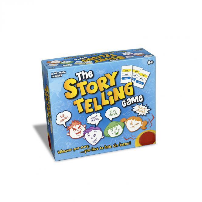 The Story Telling Game(Paul Lamond)