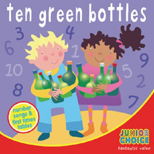 CD + Text: Ten Green Bottles